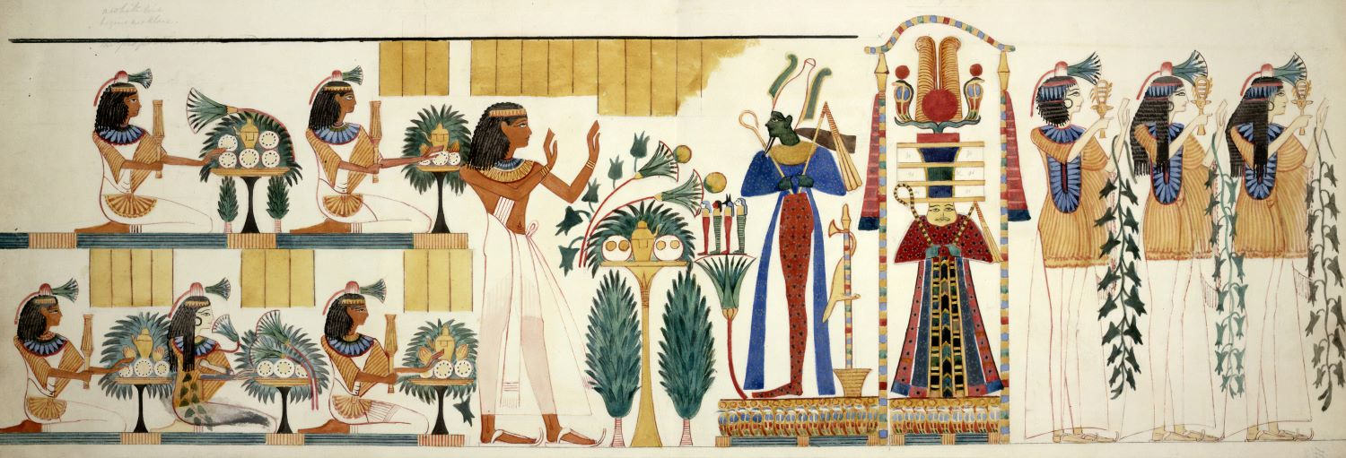 Cannabis Use in the Ancient World: Ancient Egypt
